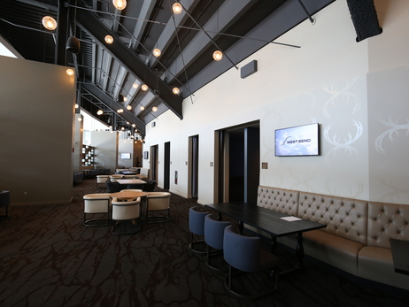 Bucks Unveil West Bend Lofts At Fiserv Forum