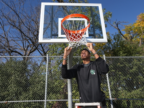 Gallery: Mitchell Park Courts Refurbished