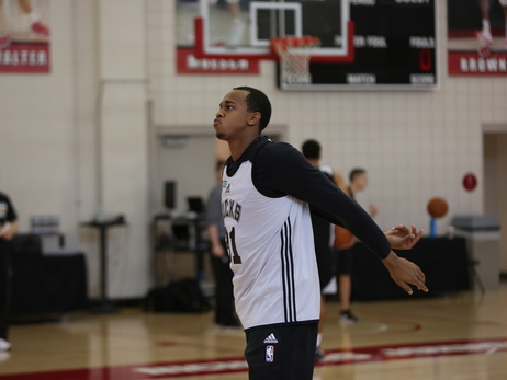 Gallery: Bucks Wrap Up Training Camp In Madison