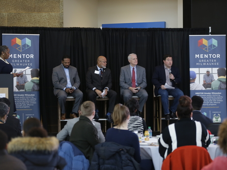Milwaukee Bucks, City of Milwaukee and Milwaukee Public Schools Launch MENTOR Greater Milwaukee