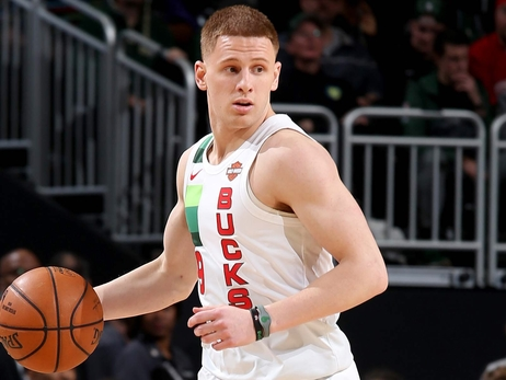 Bucks Assign Donte DiVincenzo and Christian Wood to Wisconsin Herd