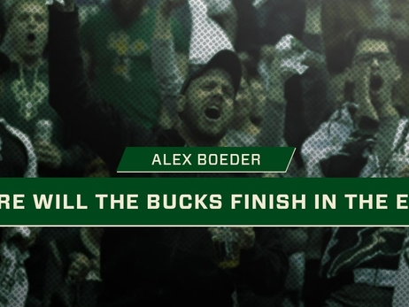 Where Will The Bucks Finish In The East?