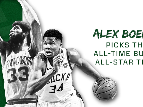 Picking The All-Time Bucks All-Star Team