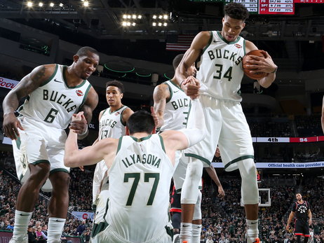 Giannis Is The MVP And Ersan Is Ersan