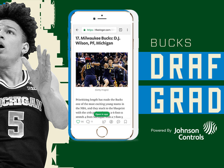 Bucks Draft Grades