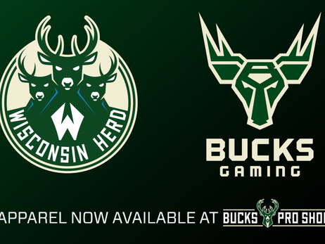 Bucks Pro Shop Online Expands to Add Bucks Gaming, Herd Merchandise