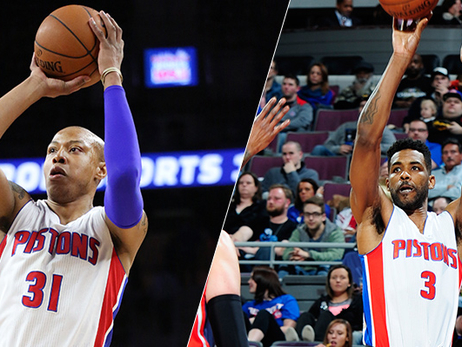 Bucks Acquire Forwards Caron Butler and Shawne Williams from Pistons