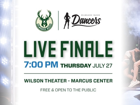 Milwaukee Bucks Dancers Final Audition Set for Tonight at 7 P.M.