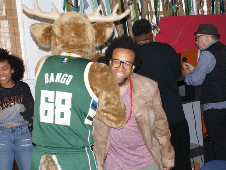 Bucks Partner With Arrested Development For Community Outreach