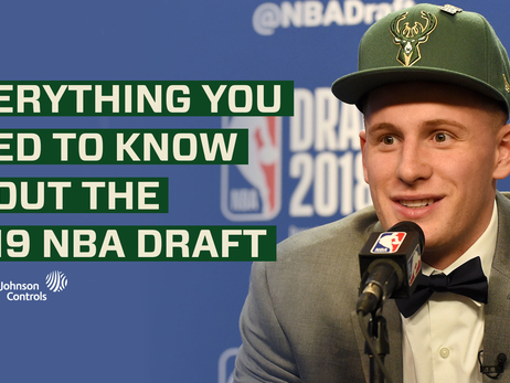 Everything You Need To Know About The 2019 NBA Draft