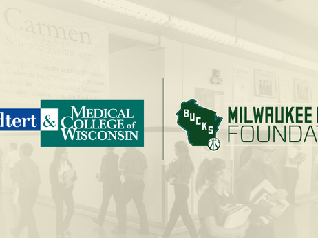 Bucks, Froedtert & The Medical College of Wisconsin Forge Long-Term Community Partnership