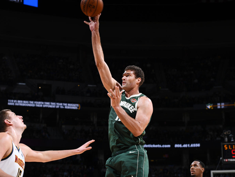 Photo Recap: Bucks 121 - Nuggets 114
