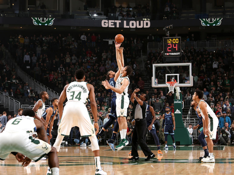Photo Recap: Bucks 113 - Grizzlies 116 | 11.14.18