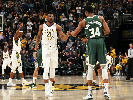 PHOTO RECAP: Bucks 97 - Pacers 113 | 12.12.18