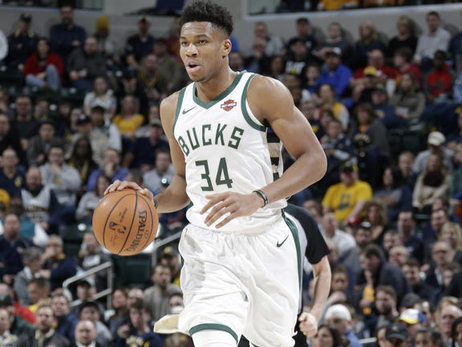 Photo Recap: Bucks 106 - Pacers 97 | 2.13.19