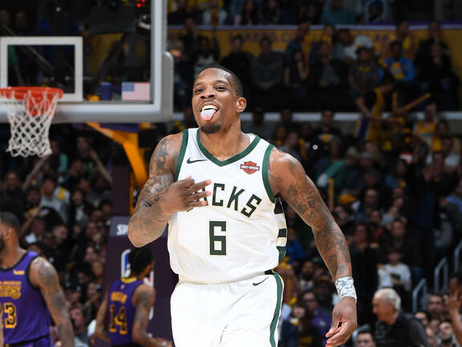 2018-19 Yearbook: Eric Bledsoe