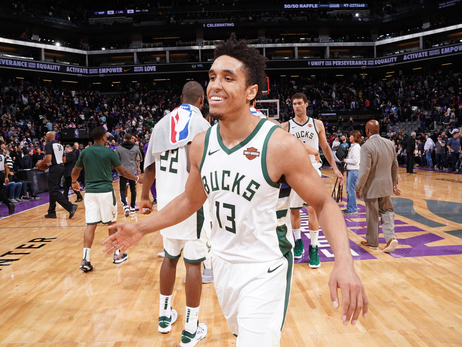 2018-19 Yearbook: Malcolm Brogdon