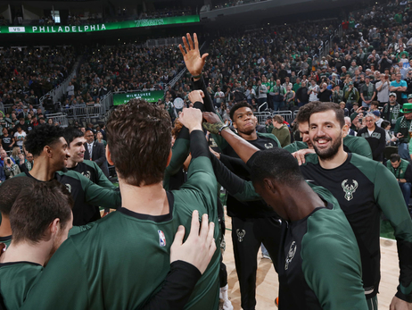 PHOTO RECAP: Bucks 125 - Sixers 130 | 3.17.19
