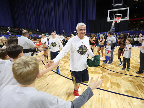 Marc Lasry Sets Career High 9 Points In Celeb Game