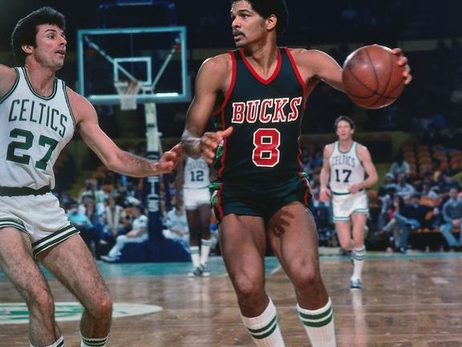 Marques Johnson's Career In 8 Photos