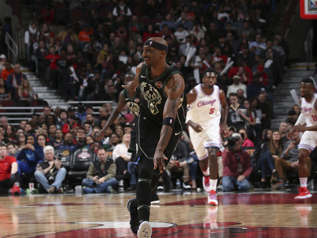 Game Action: Bucks At Bulls | 3.23.18