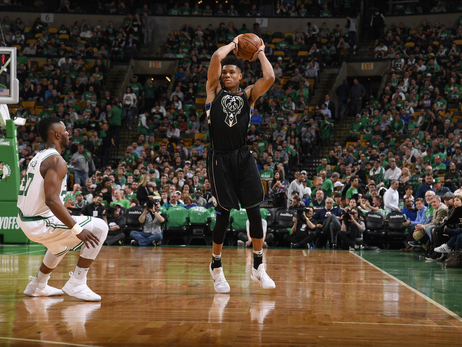 Game Action: Game Five At Celtics | 4.24.18