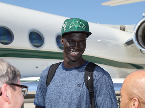Thon Maker: From NYC to MKE