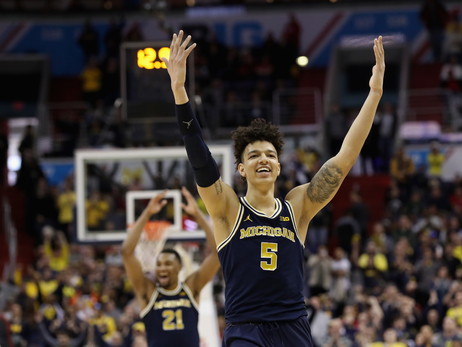 Fans React To D.J. Wilson Selection