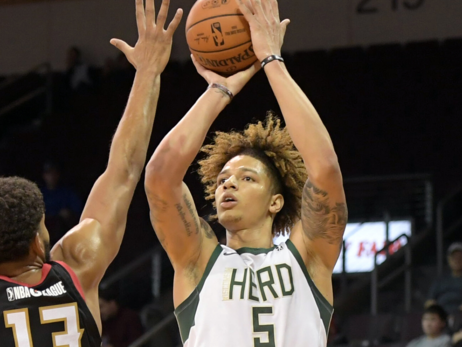 Bucks Recall D.J. Wilson from Wisconsin Herd