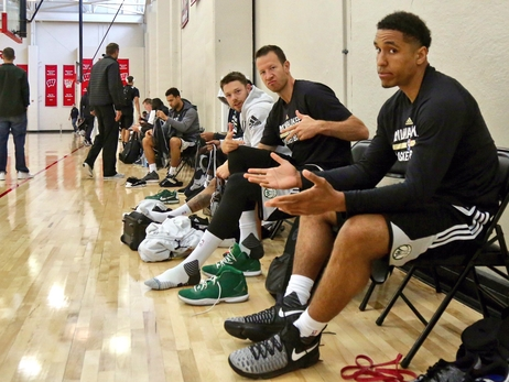 Social Rewind: Bucks Enjoy Madison Training Camp