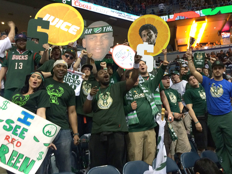 Fans Thank Bucks For A Memorable Season And Look To The Future