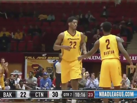 D-League Dish: Damien Inglis Makes His Debut