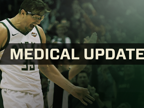 Medical Update on Mirza Teletovic