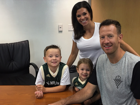 Steve Novak Returns, Bucks Fans React