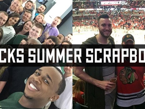 Summer Scrapbook: June 19th