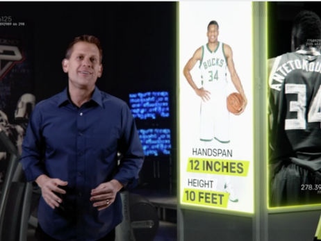 ESPN Sports Science: The Greek Freak