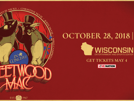 Wisconsin Entertainment and Sports Center to Host 'An Evening with Fleetwood Mac' on Oct. 28