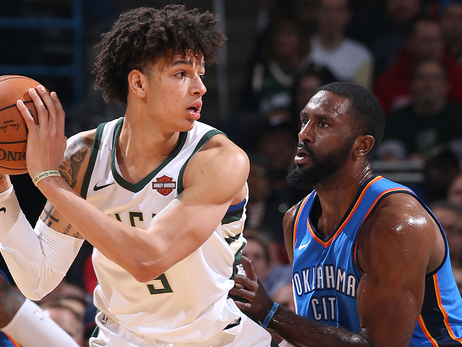 Bucks Assign D.J. Wilson To The Wisconsin Herd