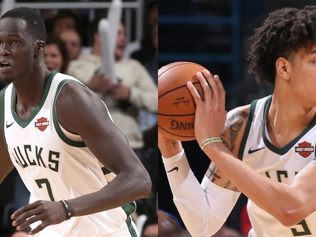 Bucks Exercise Rookie Scale Options On Thon Maker And D.J. Wilson