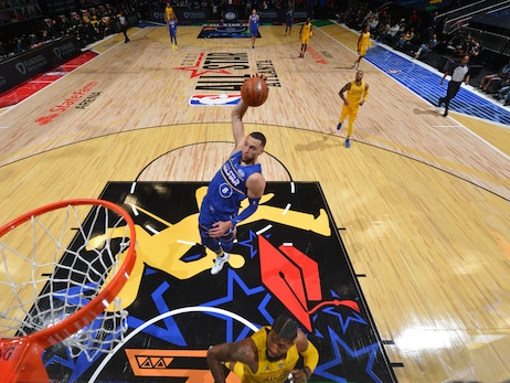 Photo Gallery: Zach LaVine's First All-Star Game