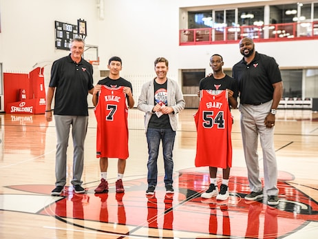 Bulls and NBA Tip Off NBA All-Star 2020 Community Efforts