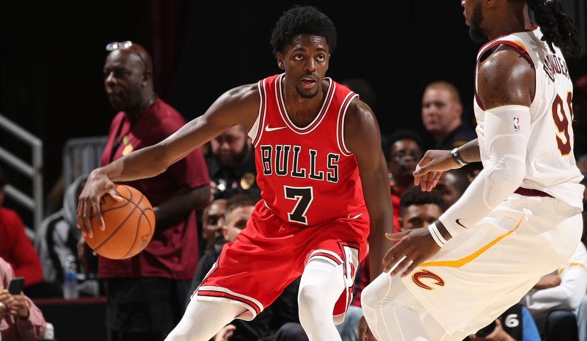 Most Improved Player: Justin Holiday, Chicago Bulls
