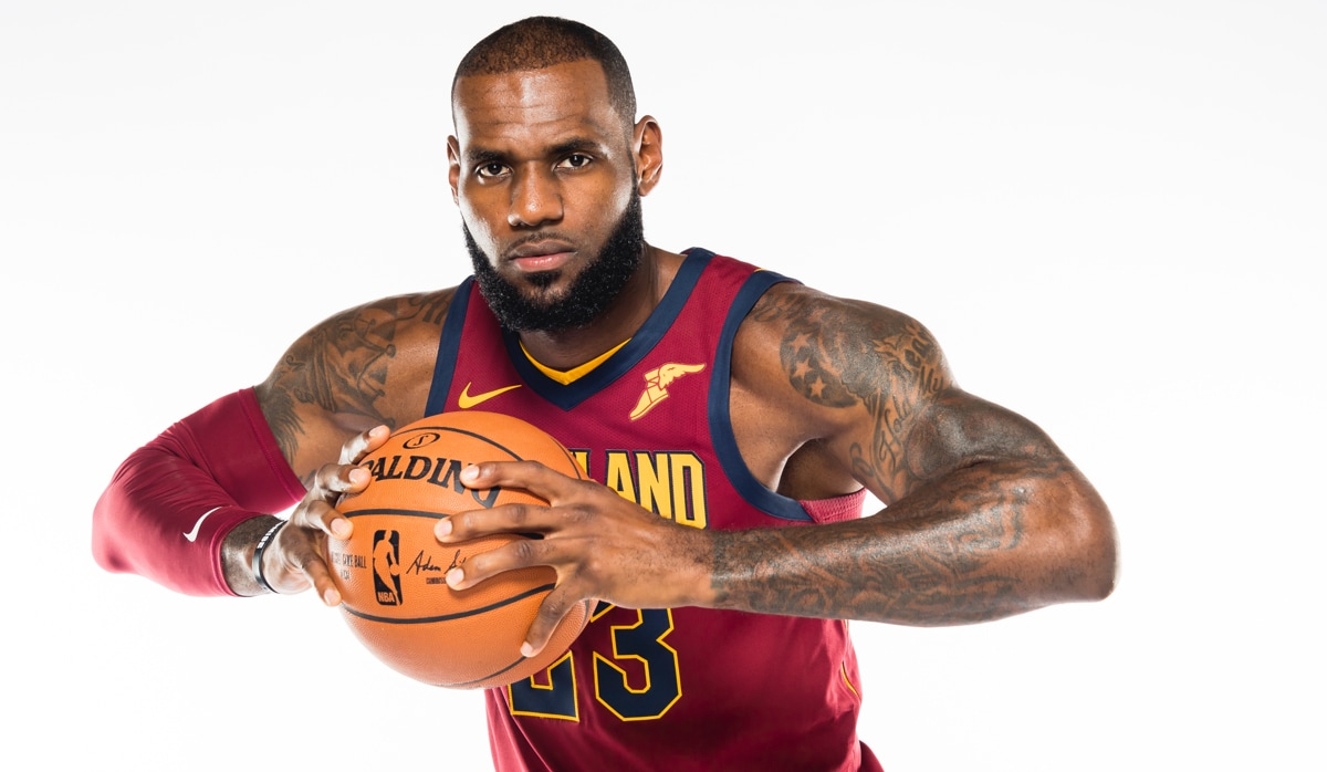 Most Valuable Player: LeBron James, Cleveland Cavaliers