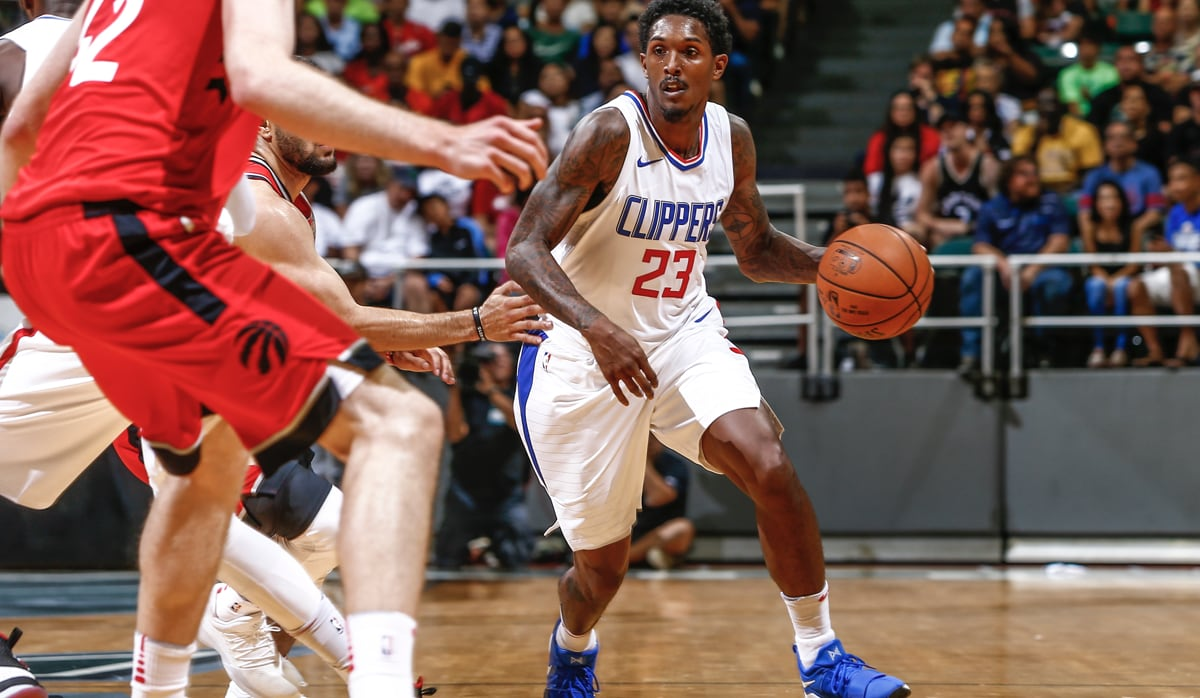 Sixth Man of the Year: Lou Williams, Los Angeles Clippers