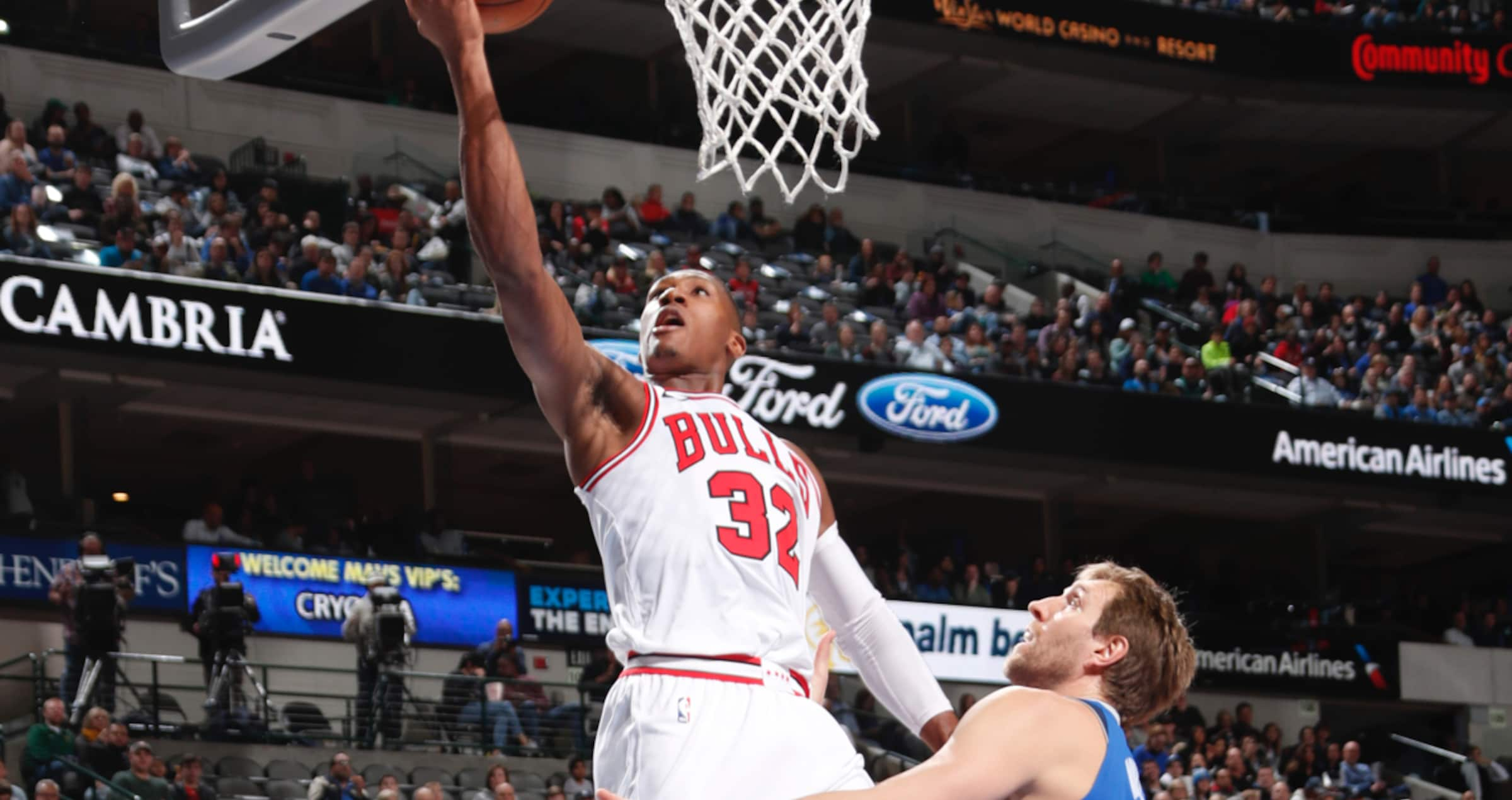 Kris Dunn scores career high 32 points against Dallas