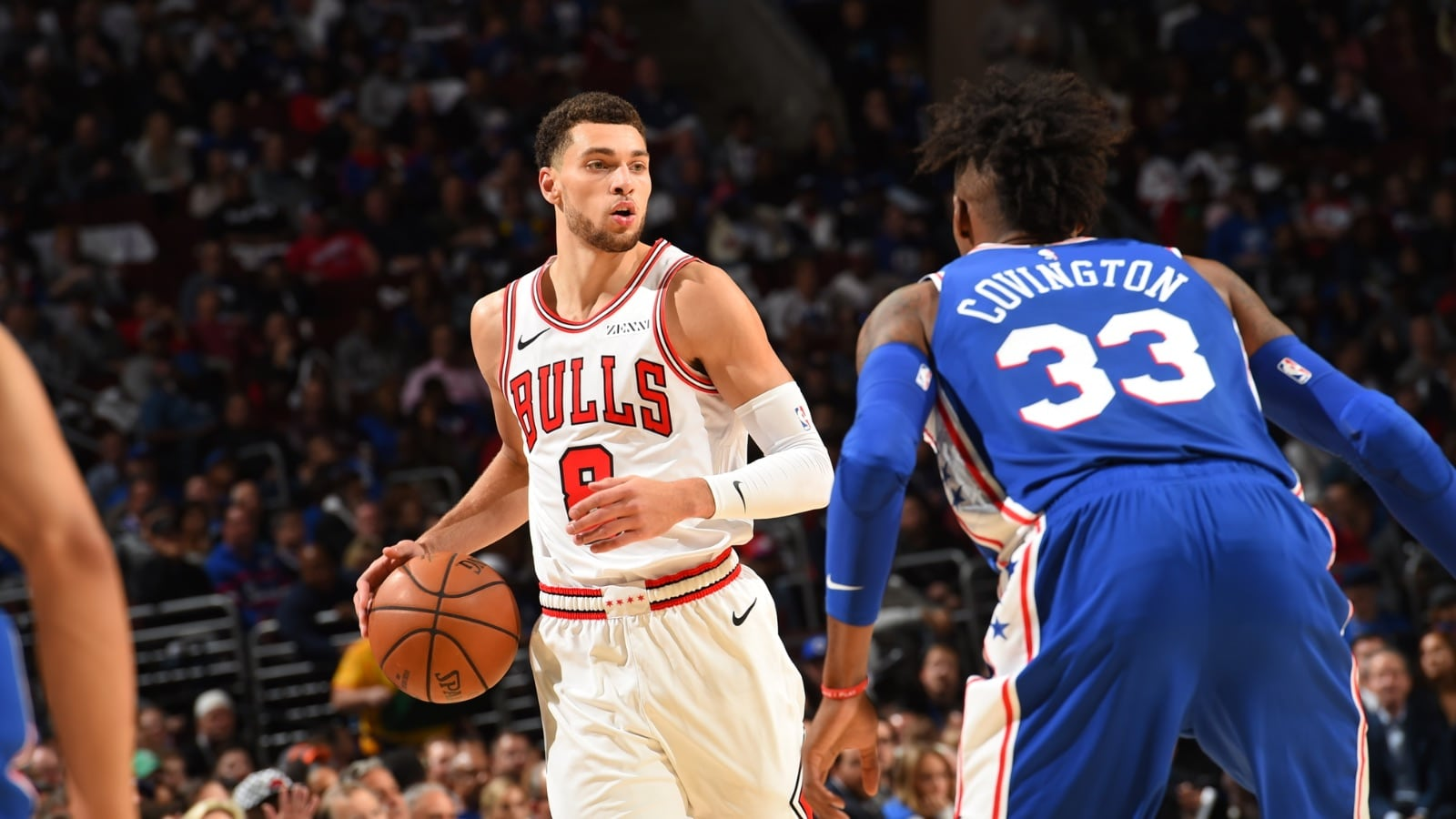 06334e36ee0 Zach LaVine is rising to the occasion and playing at an All-Star level
