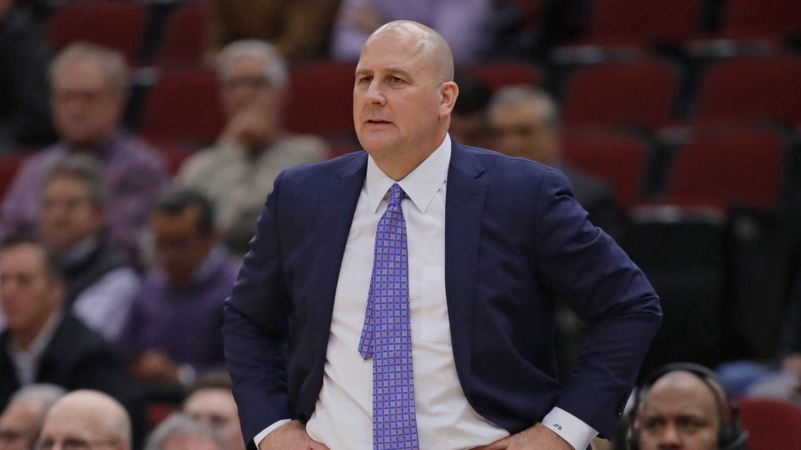 Coach Boylen readies for emotional return to San Antonio Saturday night