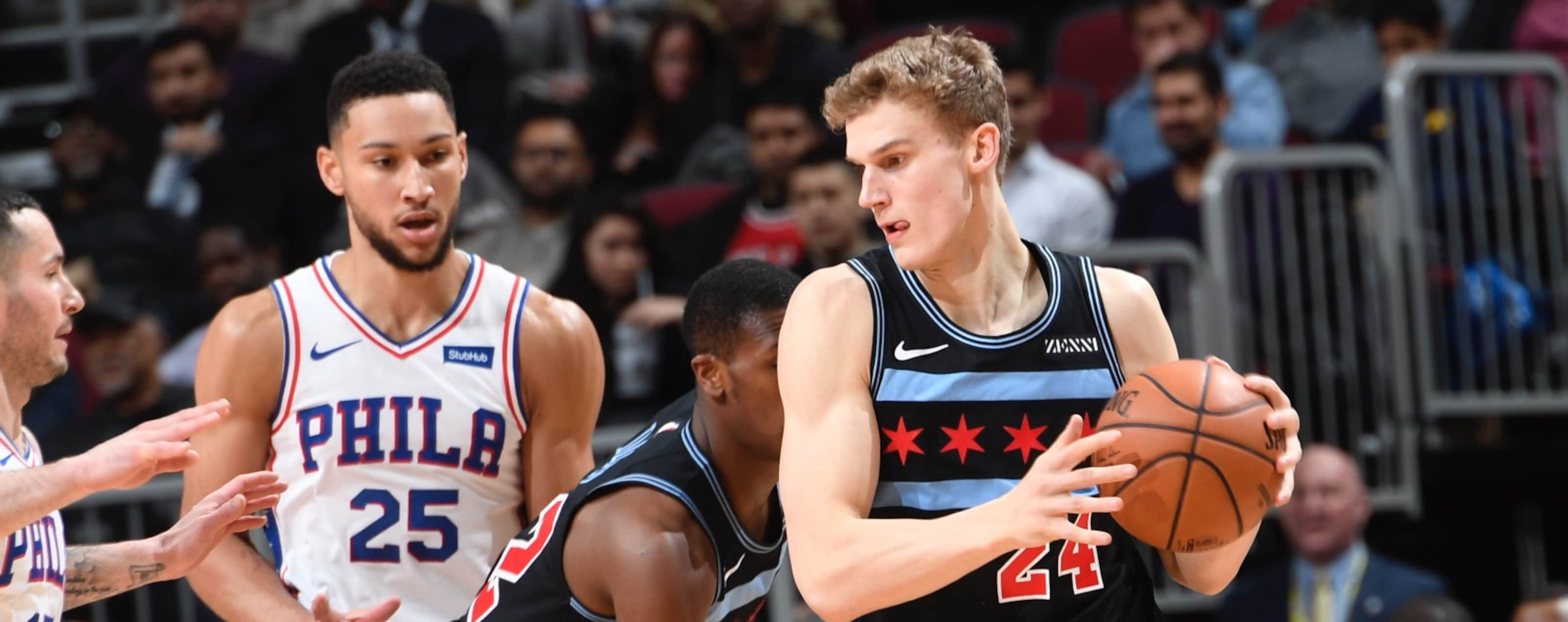 Markkanen has been cleared to resume full basketball related activities