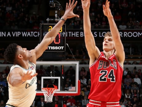 Bulls close out the year with a loss to Milwaukee, 123-102