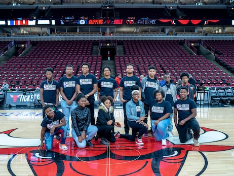 NBA and Chicago Bulls Convene First-Ever NBA All-Star Youth Leadership Council to Empower Young People in Chicago's Neighborhoods